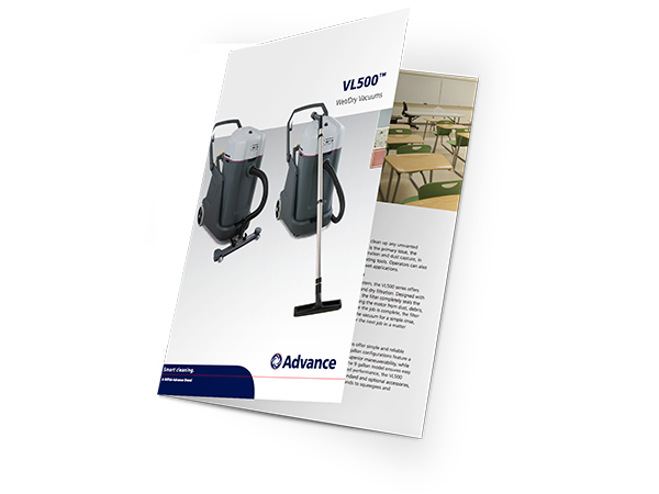 Vl500 Wet/Dry Vacuums