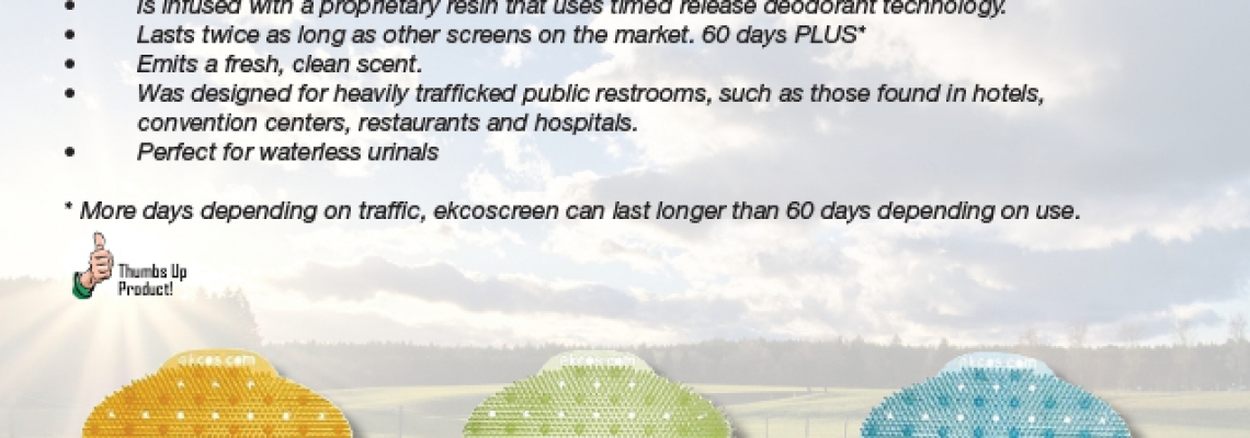 Have you seen the Ekcoscreen?